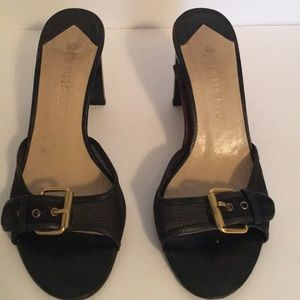 Givenchy Square Heeled Sandals